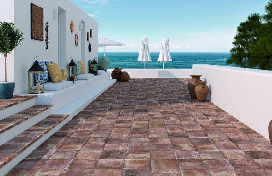 Espacios al aire libre del hogar