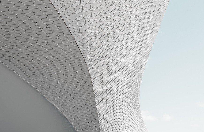 Fachadas cerámicas