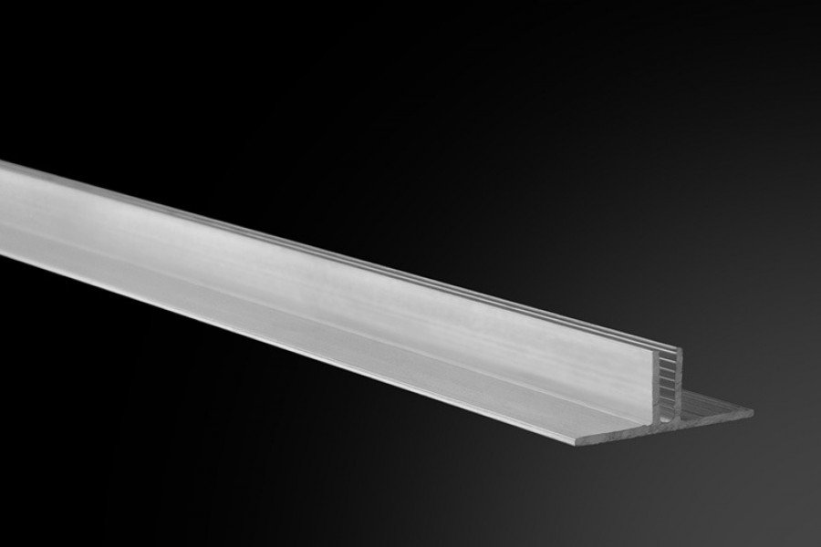 Base Listelo Aluminio