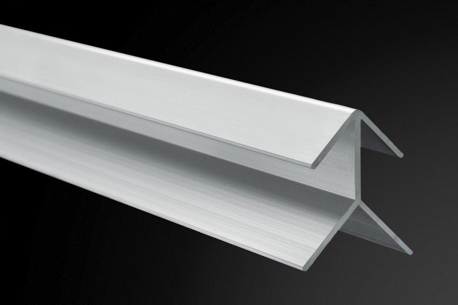 Perfil Flecha Aluminio