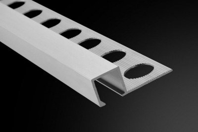 Perfil y Listelo Cuadrado Aluminio