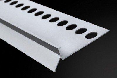 Aluminium Rain Gutter