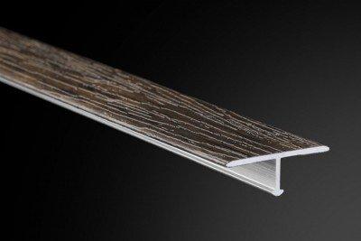 Aluminium Listel LD - 25